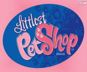 Układanka Logo Littlest PetShop