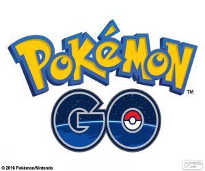 Układanka Logo Pokémon GO