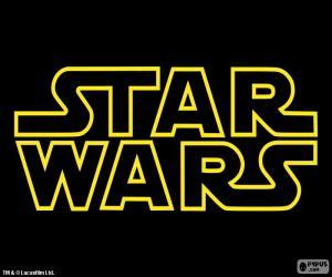 Układanka Logo Star Wars