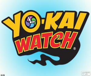 Układanka Logo Yo-kai Watch