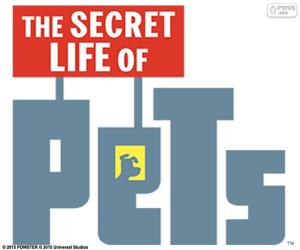 Układanka Logo z The Secret Life of Pets