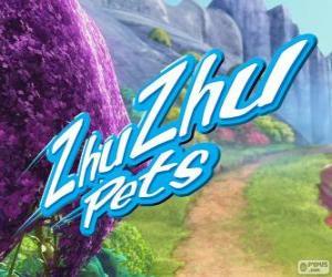 Układanka Logo Zhu Zhu Pets