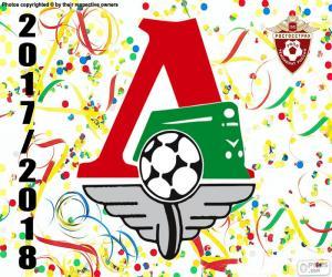Układanka Lokomotiv, Premjer-Liga 2017-18