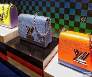 Układanka Luksusowe torebki