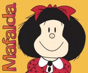 Układanka Mafalda
