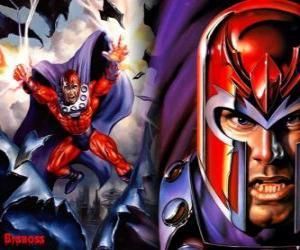 Układanka Magneto, głównym antagonistą X-Men, supervillain z jego mutantów chcą zdominować świat