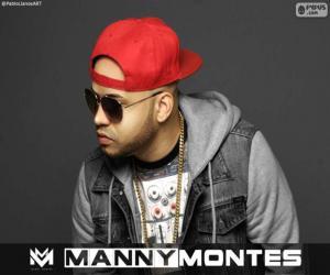 Układanka Manny Montes