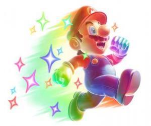 Układanka Mario niepokonany