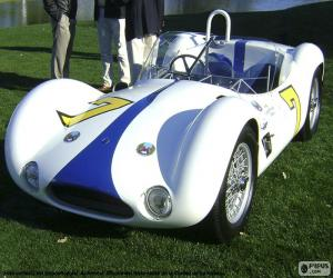 Układanka Maserati Tipo 61 (1960)