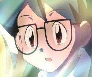 Układanka Max pojawia się jako towarzysz Ash, jest także młodszy brat maju i dołączyła do grupy Ash, May i hodowcy Pokémon Brock.