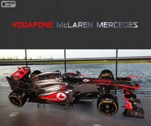 Układanka McLaren MP4-28 - 2013 -