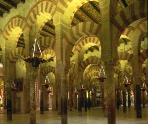 Układanka Meczet, miejsca kultu islamu