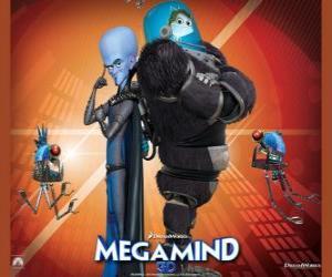 Układanka Megamocny z Minion, ryby mądry