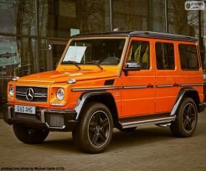 Układanka Mercedes-AMG G 63