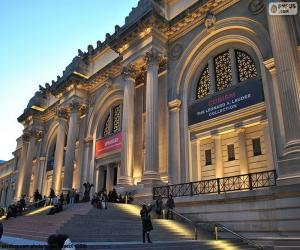 Układanka Metropolitan Museum of Art, Nowy Jork