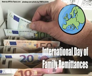 Układanka Międzynarodowy Dzień Przekazów Rodzinnych