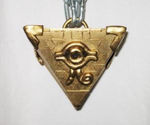 Układanka Milenijnej Układanki jest artefakt starożytnego Egiptu