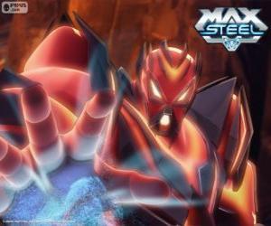 Układanka Miles Dredd, największym wrogiem Max stali