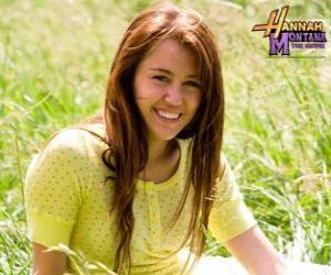 Układanka Miley Cyrus / Hannah Montana