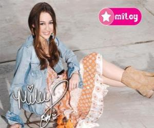 Układanka Miley Cyrus