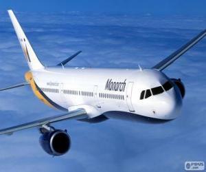 Układanka Monarch Airlines, brytyjskie linie lotnicze