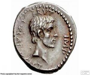 Układanka Monety rzymskie