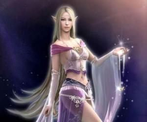 Układanka Moon Fairy