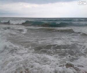 Układanka Morze Śródziemne
