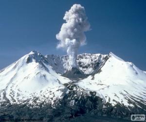 Układanka Mount St Helens