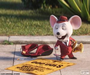 Układanka Mouse Mike