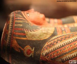 Układanka Mumia Faraona