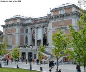 Układanka Muzeum Prado, Madryt
