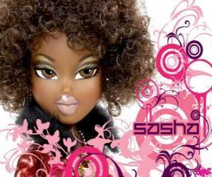 Układanka Muzyka Sasha jest twoja rzecz i uczestniczyć wszystkie kluby, festiwale, zespoły i filmów tańca. Czy African American