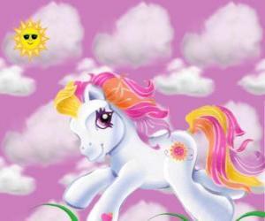 Układanka My little Pony uruchamianie