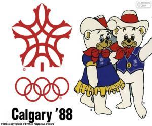 Układanka Na Igrzyskach Olimpijskich 1988