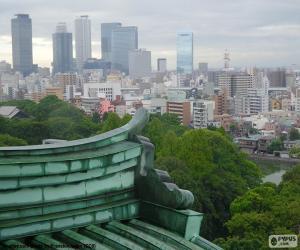 Układanka Nagoya, Japonia