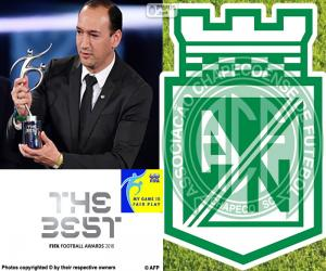 Układanka Nagroda FIFA Fair Play 2016