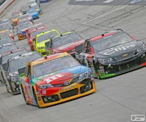 Układanka NASCAR Sprint Cup Series