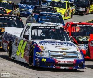 Układanka NASCAR Truck Series