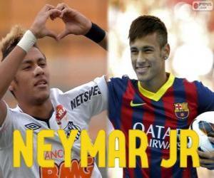 Układanka Neymar Jr.
