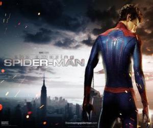 Układanka Niesamowity Spider-Man