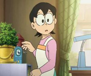 Układanka Nobita mama Tamako, Nobi