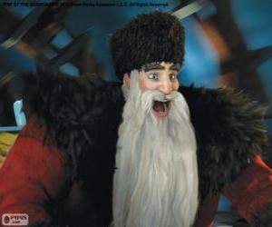 Układanka Nord, Świętym Mikołajem