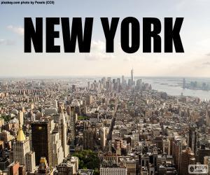 Układanka Nowy Jork