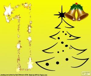 Układanka Numer 1, Boże Narodzenie
