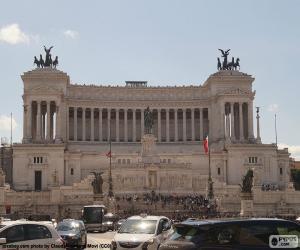 Układanka Ołtarz Ojczyzny w Rzymie
