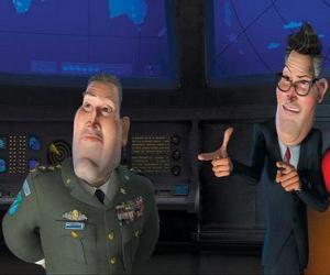 Układanka Ogólne Monger z prezydentem Hathaway