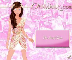 Układanka Oh My Dollz jest gra społecznościowa