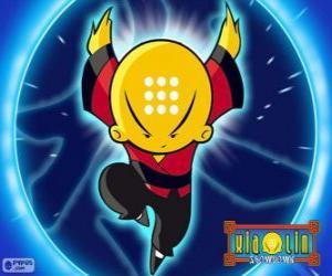 Układanka Omi, Xiaolin Smok Wody, główny bohater
