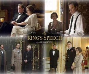 Układanka Oscar 2011 - Najlepszy Film: Jak zostać królem (2)